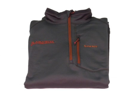 Alaska West Guide Fleece Top
