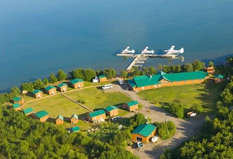 Rapids Camp Lodge
