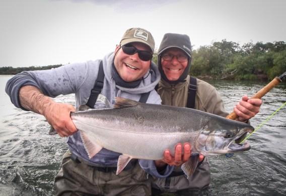 Silver Salmon Picky