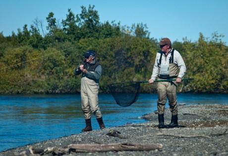 Angler and Guide