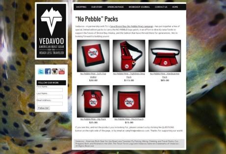 Vedavoo No Pebble Packs