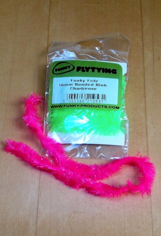 Blob Fritz Fly Tying Material