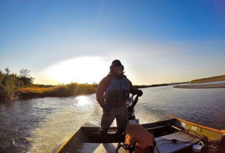 Hawkeye at Alaska West
