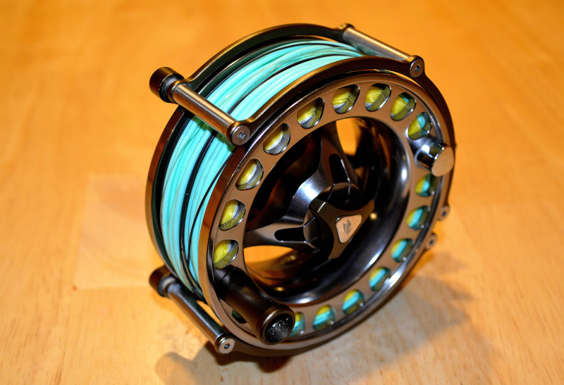Sage evoke reel review fly fishing reel review for Fly fishing reel reviews