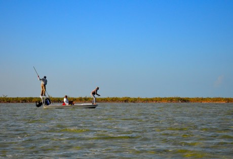 Fishing for Bonefish at Andros South