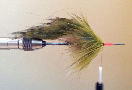 Sculpin Tube Fly