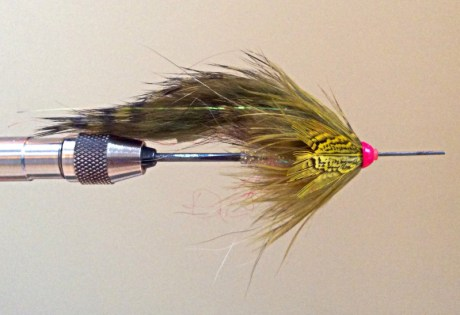 Quick-Tie Sculpin Tube Fly by Stuart Foxall