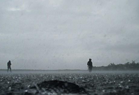 Rainy Day at Alaska West