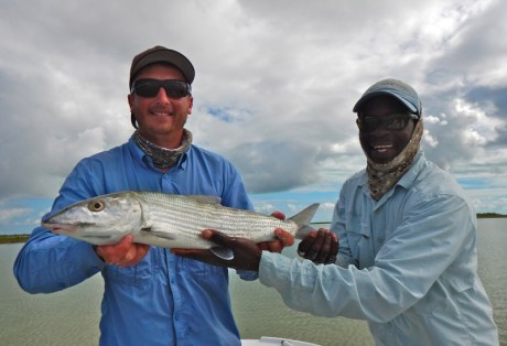 Big Bonefish from Andros South