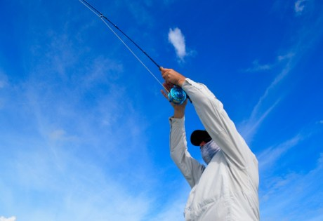 Fly Fishing For Bonefish at Andros South