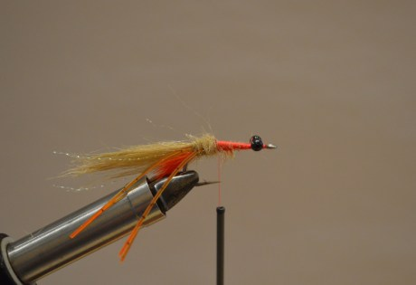 How to Tie the Spawning Mantis Shrimp Fly