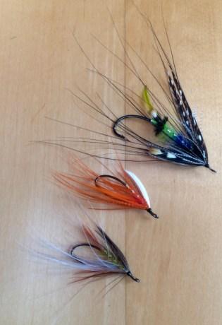 Traditional Steelhead Flies by Stuart Foxall