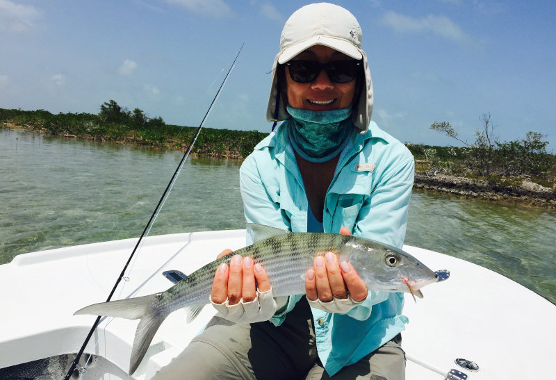Fly Fishing for Bonefish in the Bahamas for Beginners