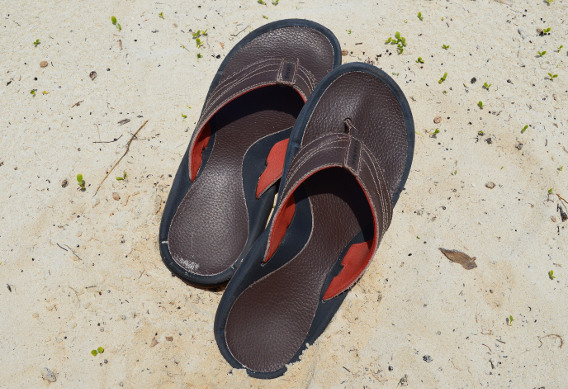 Simms Bone Flip Sandals Review