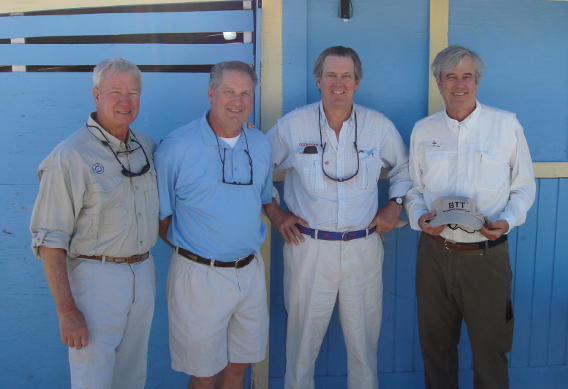 Harold Brewer announced as new president of the Bonefish and Tarpon Trust