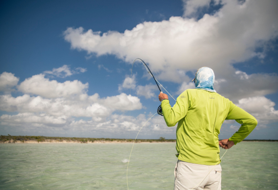 Fighting Bonefish on the Fly