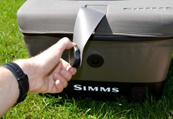 Simms' Dry Creek Boat Bag review