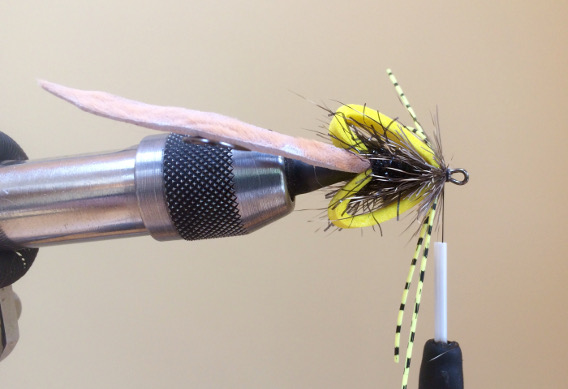 How to tie Price's Five O'Clock Shadow Mouse Fly