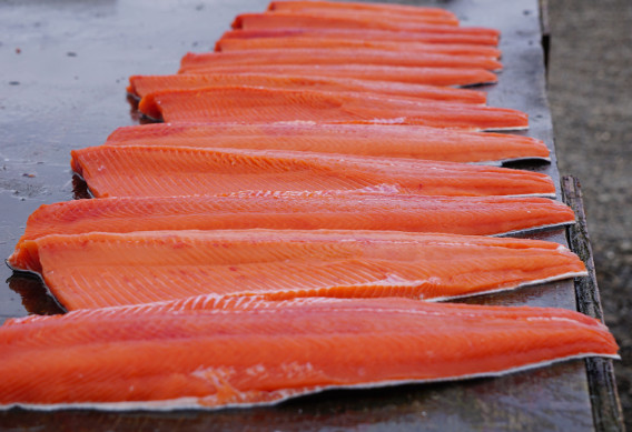 Smoked Salmon Recipe at Alaska West