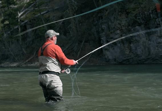 Trout Spey Retrieve Techniques.