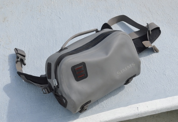 Simms Dry Creek Z Hip Pack Review.
