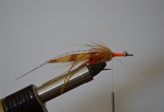 How to tie Shea's Bonefish Buttah fly pattern for bonefish.