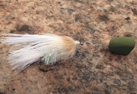 Smolt Bust fly rigs for Nankek rainbow trout.