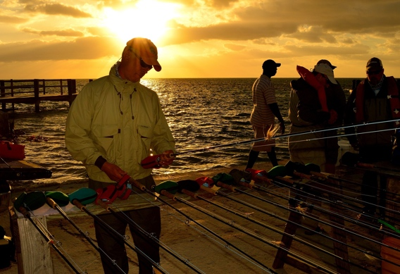 Choosing a fly rod for bonefish.