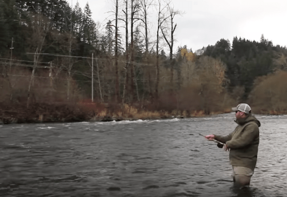 Spey casting tips for switch rods from Airflo