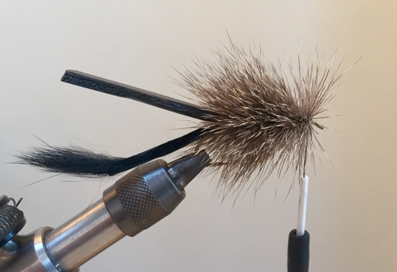 How to tie the morrish mouse fly pattern