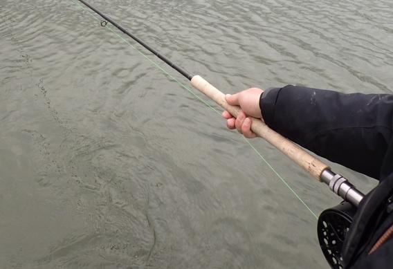 swinging flies for king salmon