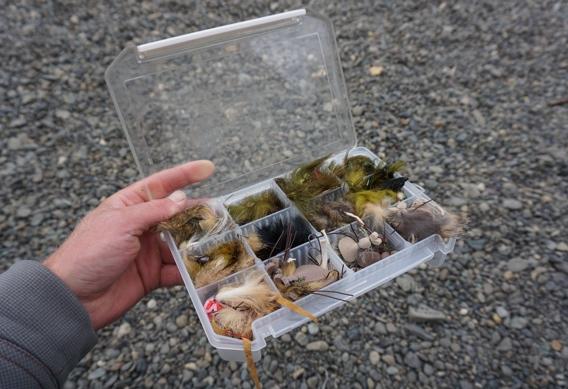 Meiho 800 fly box