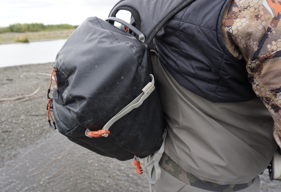Simms G4 Pro Sling Pack review