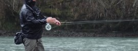 Trevor Covich on how many steps to take when spey fishing