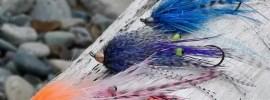 Jerry French's Ultra Shrimp steelhead fly
