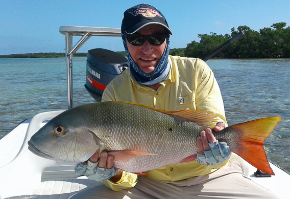 Big mutton snapper from Andros South