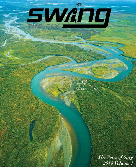 Swing the Fly magazine 2018 volume 1
