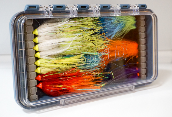 Plan D Tube Fly Box review