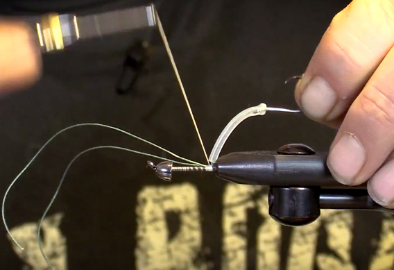 How to tie the 'utlra rig'