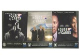 House of Cards – Seizoenen 2 – 3 – 4