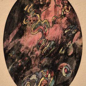 Peter Alexander Ilyin Abstraction 3 image
