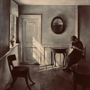 Peter Ilsted The Silence image