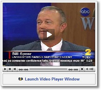 Three New Livingston Parish Schools Video