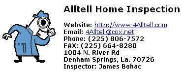 Alltell Home Inspection