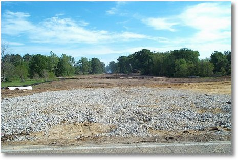 Central Thruway Baton Rouge Real Estate Progress