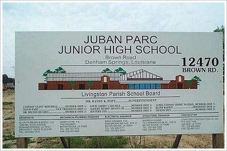 Denham Springs Juban Parc Junior High School (6)