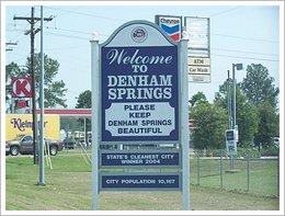 Denham Springs Signs (1)