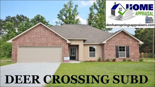 Deer Crossing Subdivision Walker Louisiana