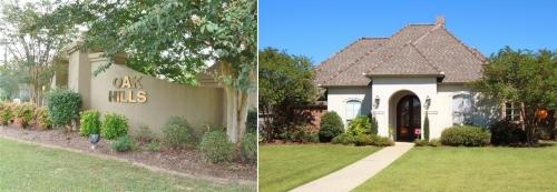 Oak Hills Subdivision Watson Louisiana 70706