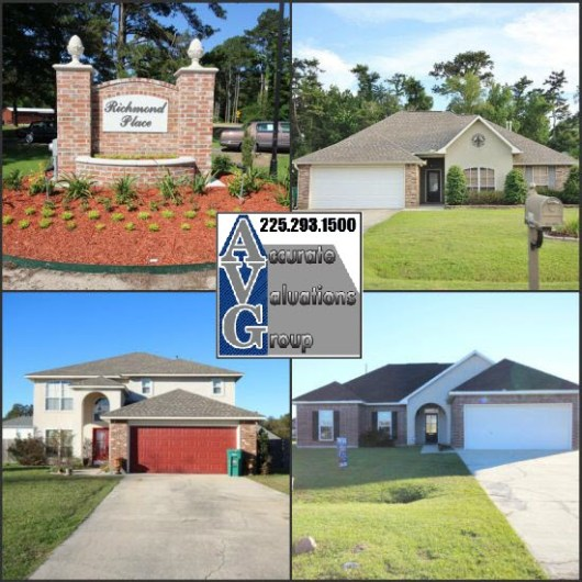 Richmond Place Denham Springs Subdivision Watson 70706